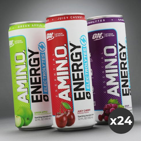 Amino Energy Cans