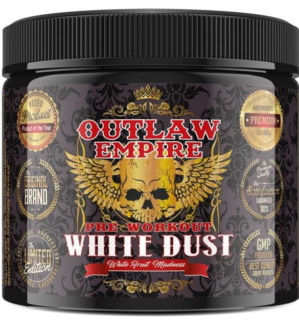 White Dust Pre Workout - 250g