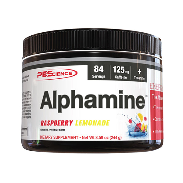 PES Alphamine Pre Workout