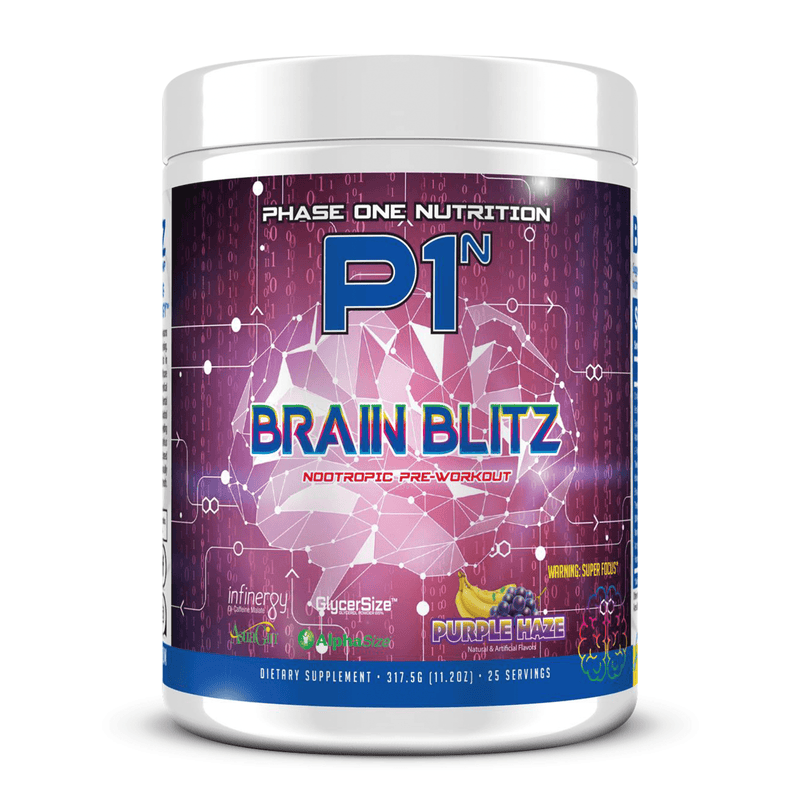 Brain Blitz from Phase One Nutrition