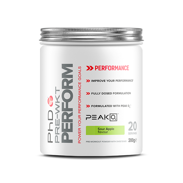 PhD Perform Pre Workout - 200g