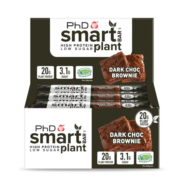 Phd Smart Plant Bars - Box of 12
