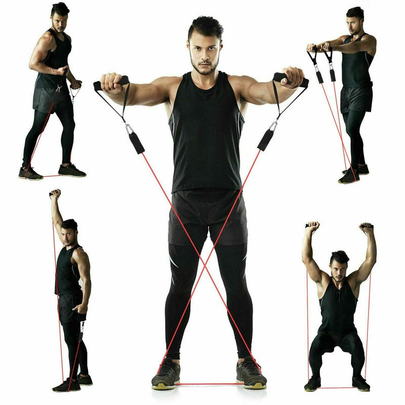 Resistance Bands / Tubes with Handles