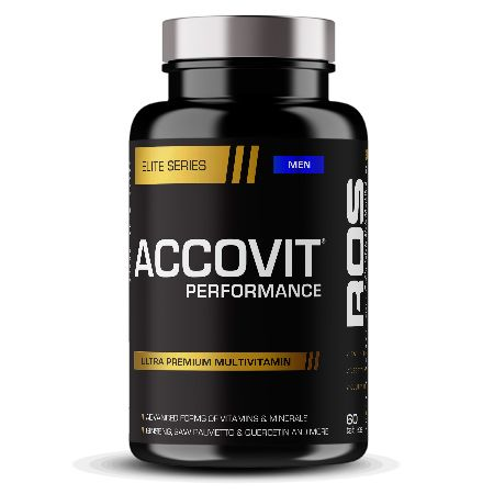 ROS Nutrition Accovit Performance (Men)