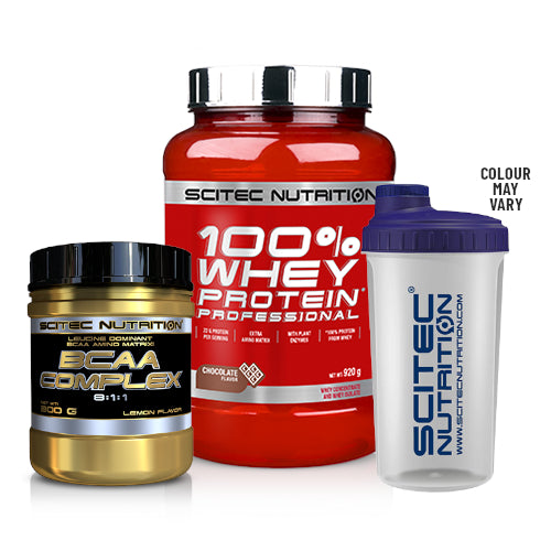 Scitec Nutrition Whey Protein + BCAA