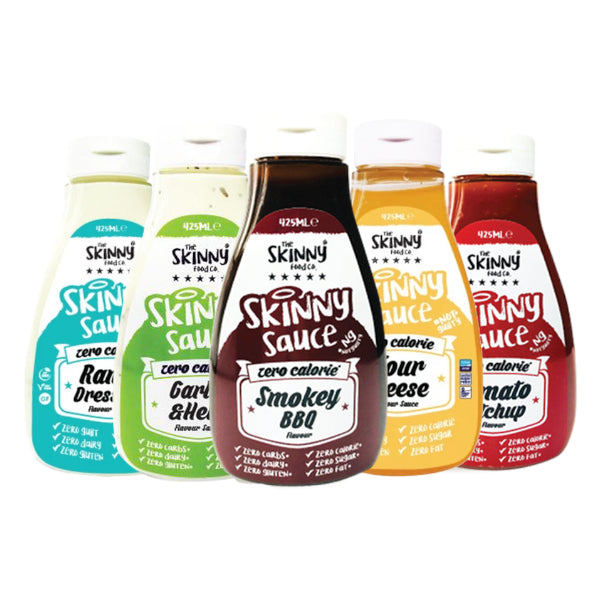 Skinny Food Co Sauce