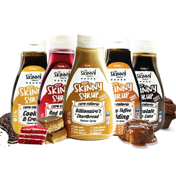 Skinny Food Co Syrup