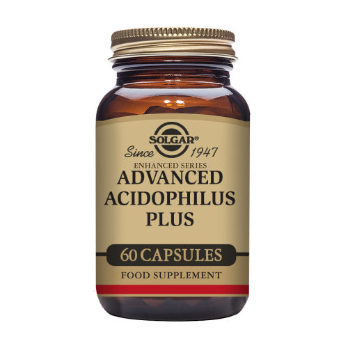 Solgar Advanced Acidophilus Probiotic Plus