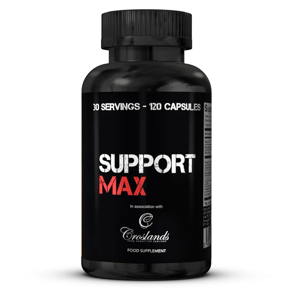 Strom Sports SupportMax - 120 Capsules