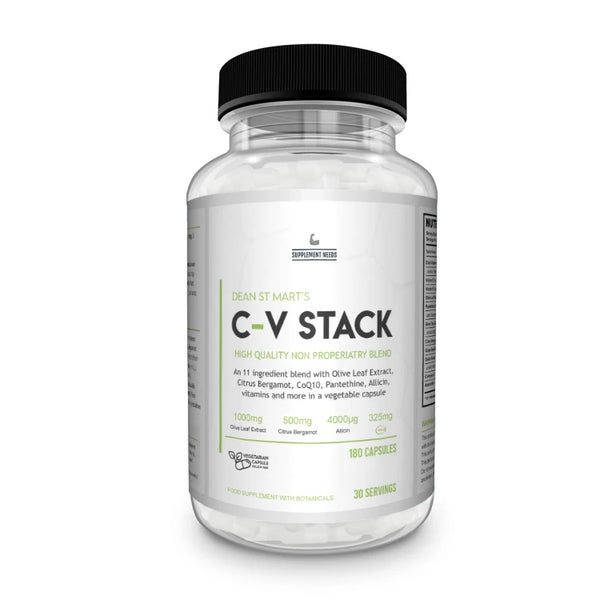 Supplement Needs C-V Stack - 180 Capsules