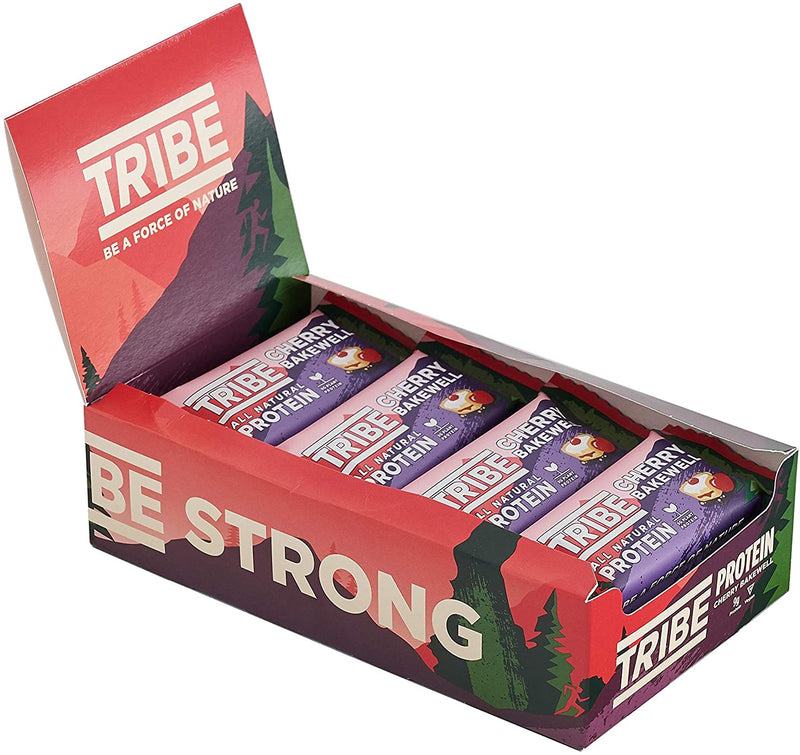 Tribe Protein Bars - x16