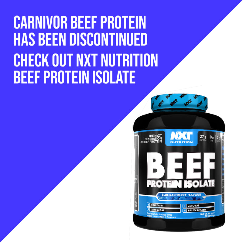 Carnivor Beef Protein - 4lbs