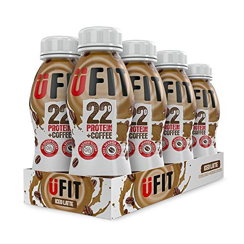 Ufit Protein Drink (iced latte)
