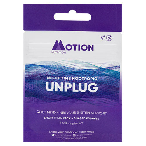 Unplug 3-Day Sample Pack