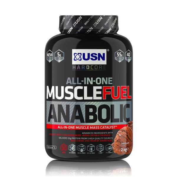 Muscle Fuel Anabolic - 2kg