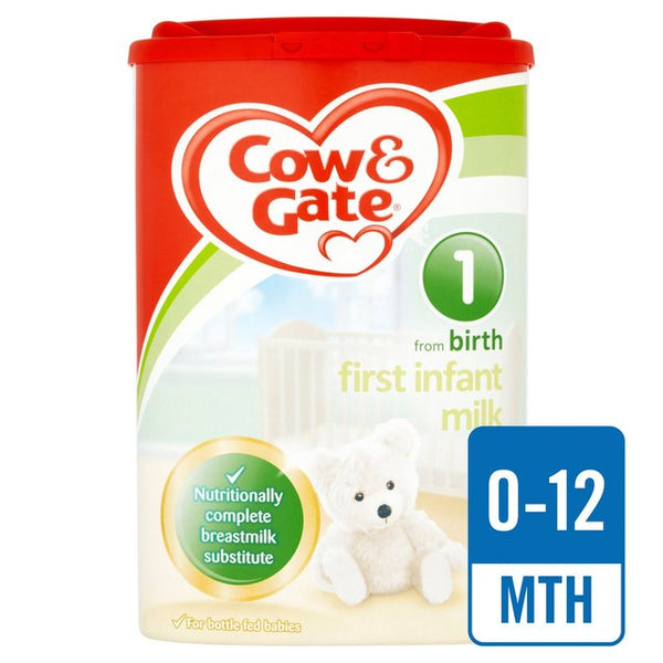 Cow & Gate 1 First Milk Powder 900g
