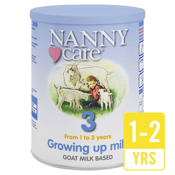 Nanny Care Growing up Milk 1-2 Years Goat Milk Based 400g