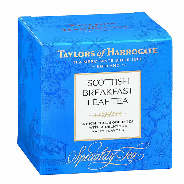 Taylors Scottish Breakfast Leaf Tea Carton 125G