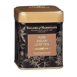 Taylors Pure Assam Leaf Tea Caddy 125G