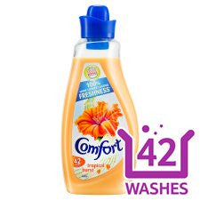 Comfort Tropical Fabric Conditioner 42 Wash 1.5L