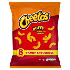 Cheetos Flamin Hot 8X13g