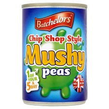 Batchelors Mushy Chip Shop Style Processed Peas 300G