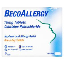 Becoallergy Tablets 14S
