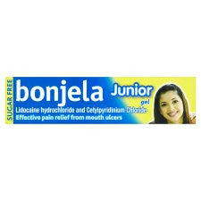 Bonjela Junior Banana Gel 15G