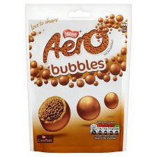 Aero Bubbles Milk Pouch Bag 113G