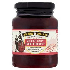 Bourne And Wallis Baby Beetroot 360G (L)