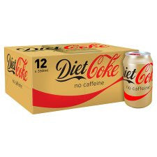 Diet Coke Caffeine Free 12 X 330Ml