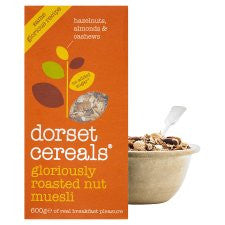 Dorset Gloriously Nutty Cereal 600G