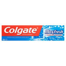 Colgate Maxfresh Fresh Blue Toothpaste 100Ml