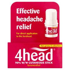 4Head Headache Treatment 3.6G