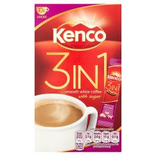 Kenco Coffee 3 In 1 10S
