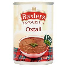 Baxters Favourites Oxtail Soup400g