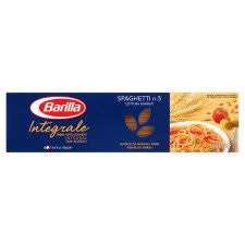 Barilla Whole Wheat Spaghetti 500G
