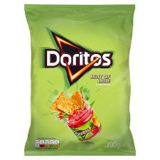 Doritos Hint Of Lime 200G