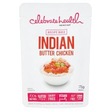 Celebrate Health Butter Chicken Recipe Base