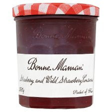 Bonne Maman Strawberry And Wild Strawberry 370G