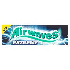 Airwaves Extreme Menthol And Eucalyptus