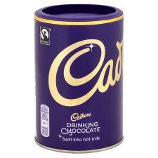 Cadbury Fair Trade Drinking Chocolate Add Milk 250G