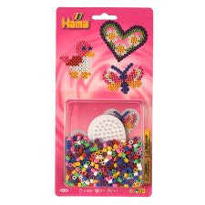 Hama Beads Small Bead Kit Blister Assorted