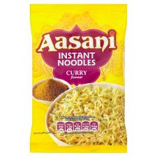 Aasani Instant Curry Noodles 80G