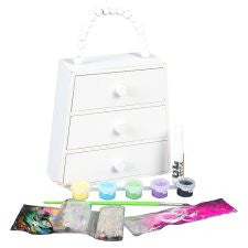 Glgl Style Decorate Your Own Jewellery Box