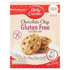 Betty Crocker Gluten Free Chocolate Chip Cookie 453G