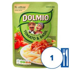 Dolmio Express Tomato And Basil Sauce 170G Pouch