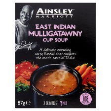 Ainsley Harriott East Indian Mulligatawny 87G