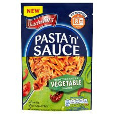 Batchelors Pasta And Sauce Mediterranean Vegetable 110G