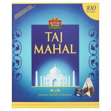 Brooke Bond Taj Mahal Tea Bags 100S 200G